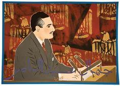 Gamal Abdel Nasser, Modernist Movement, Egypt Today, Political Figures, Modern Artists, Art Auction, Traditional Art, Art Forms, Awakening