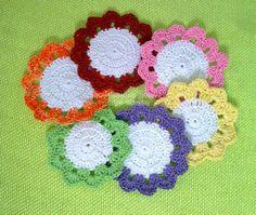 Tecendo Artes em Crochet: Pap de Porta Copos