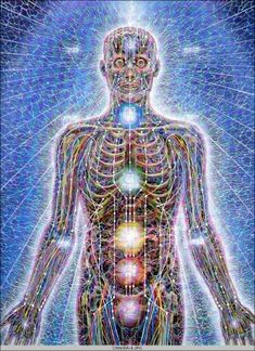 Chakra, Quantum Physics, and Science's denial of God but not consciousness. Neither can be measured.