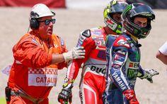 MotoGP | Incidente Iannone-Lorenzo: polemiche e accuse, ma se avesse ragione il ducatista...