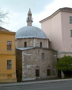 Ottoman occupation / Turkish Historical Monuments in Hungary - Pécs