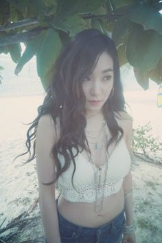 A lovely morning with SNSD's Tiffany!