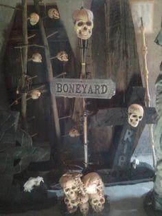 HF member boneyard