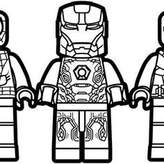 print lego iron man coloring pages | színező | lego superhelden, ausmalbilder és malvorlagen