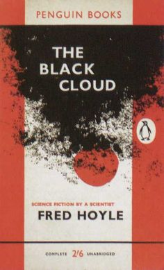 The Black Cloud. Fred Hoyle