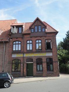 Classical architecture in Lüneburg