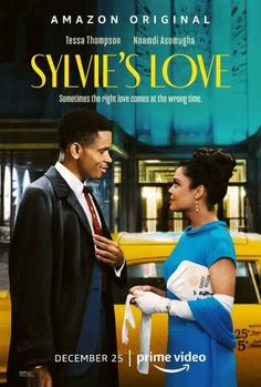 Tessa Thompson and Nnamdi Asomugha star in Sylvie's Love, a compelling black love story set in the Jazz scene of NYC. #sylvieslovemovie #romancemovies #moviereview #romanticperioddramas Tessa Thompson, 10 Film, Film Serie, Film Tips, Great Movies, New Movies, Movies To Watch, Movies And Tv Shows, Ian Mckellen