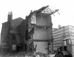 1965-old Birmingham -ladywood-slum clearance