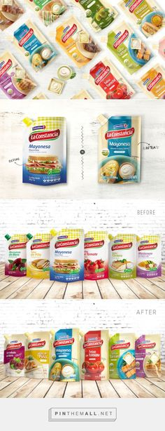 La Constancia Redesign on Packaging of the World - Creative Package Design Gallery - created via http://pinthemall.net
