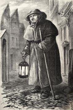 18th Century London Night Watchman: http://www.oldlondon.net/london-watchman-18th-century/…