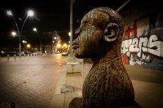 Johannesburg street art - 1 (close to The Market Theater)