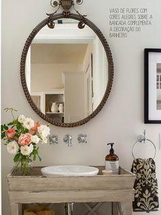 Ideias para banheiros pequenos