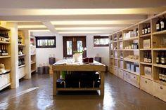 Anthonij Rupert tasting room Cellar shop Tasting Room, Bar, Fashion Room, Bookcase, Loft, Shelves, Room Style, Cellar, Furniture