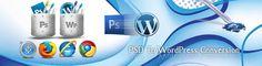 PSD To WordPress Conversion Agency India