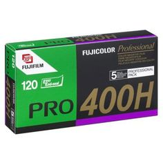 Fujifilm PRO 400 H 120 Rollfilm (Pack of 5) -   High-speed (ISO 400) daylight-type fine-grain colour negative Smooth, faithful reproduction of natural skin tones and neutral greys For portrait, wedding, industrial and other commercial applications Provides unparalleled flexibility for professional portraiture and is ideal for a wide range... - http://unitedkingdom.bestgadgetdeals.net/fujifilm-pro-400-h-120-rollfilm-pack-of-5/ - http://unitedkingdom.bestgadgetdeals.net/wp-cont