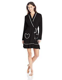 Layla Women's Short Flirty Wrap Robe, Black, Small/Medium Layla http://www.amazon.com/dp/B011SMN4HE/ref=cm_sw_r_pi_dp_0Fj0wb1251PXY