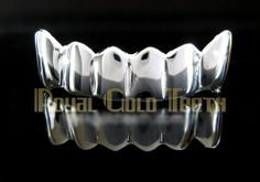 Silver Grillz