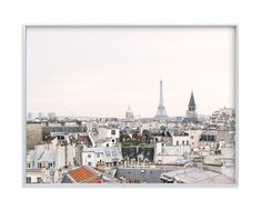 """""""French Dreams"""" - Art Print by Annie Montgomery in beautiful frame options and a variety of sizes."""