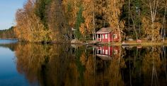 this is in Finland, somewhere I have always wanted to go. It is beautiful!