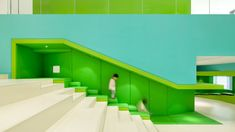 Family Box – Qingdao: Encourage Children to Play and Learn https://www.futuristarchitecture.com/38055-family-box-qingdao-encourage-children-to-play-and-learn.html