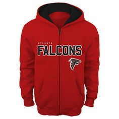 Nike Mens Atlanta Falcons Julio Jones Team Color Game Jersey - Red