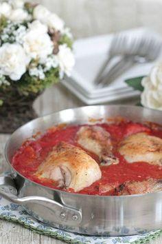 Chicken Ragout Dinne