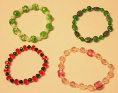 Pick a beaded bracelet by SageBeauties on Etsy, $12.00