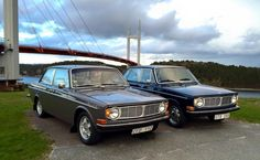 Volvo 142 and 144 1968
