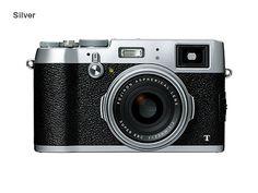 X100T Compacts experts à objectif fixe digital camera Vues du produit | Fujifilm France