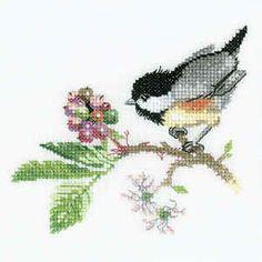 Chick Berry - Valerie Pfeiffer Cross Stitch