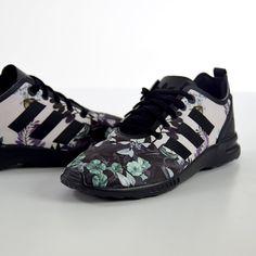 scarpe da donna scarpe adidas originali zx flusso b35319