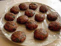 Köfte - turecké mäsové guličky - obrázok 3 Ethnic Recipes, Food, Essen, Yemek, Meals