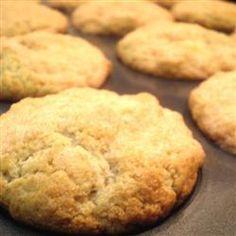 Quick Orange Muffins