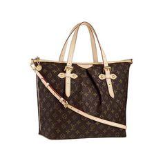 656550586120 Cheap And Fine Louis Vuitton Palermo GM Brown Totes at Discount Price! Louis  Vuitton Taschen