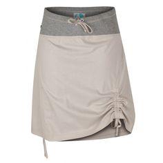 NATUSA dámská sportovní sukně Casual Shorts, Trunks, Sewing, Swimwear, Women, Style, Fashion, Skirts, Drift Wood