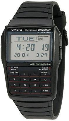 カシオ CASIO データバンク 腕時計 DBC32-1A [逆輸入品] G-SHOCK(ジーショック) http://www.amazon.co.jp/dp/B000AQVRWO/ref=cm_sw_r_pi_dp_oGbLvb0H7NW42