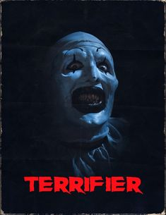 Terrifier is a 2016 American horror film written and directed byDamien Leone (Frankenstein vs. The Mummy). It features a maniacal clown named Art who first appeared in the director's 2008 sh…