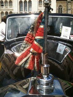 Union Jack & Rolls Royce CU