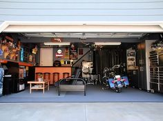 Garage Remodel Ideas - Simple Solutions for a More Livable Garage