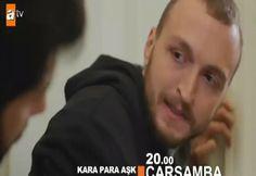 Kara Para Aşk 9.Bölüm İle 21 Mayıs Çarşamba ATV'de olacak.