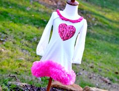 Sequin Heart Tutu Tunic from $13.50