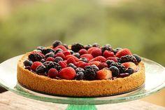 Cheesecake de frutas vermelhas - Mel e Pimenta