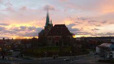 Sunrise in Erfurt © Marko Tomasini