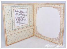 Mariannes papirverden.: vintage