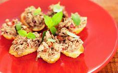 Carne louca desfiada: músculo bovino macio vira salada e canapé - Receitas - Receitas GNT