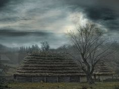 Moody Images From Ukrainian Village  Lazer Horse