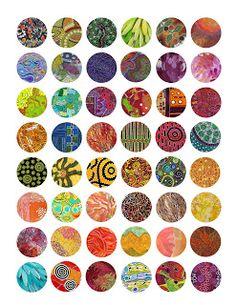 The Sum Of All Crafts: Sunday Digital Design - bottlecap charm images