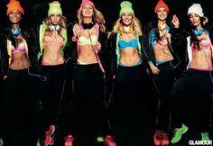 Candice Swanepoel, Adriana Lima, and More Victoria's Secret Models Divulge Their Social Media Secrets: Glamour.com