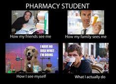 funny pharmacy student