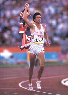 Sebastian Coe, Olympic Champion, multi World record holder. Sebastian Coe, Asian Games, Record Holder, Commonwealth Games, Olympic Champion, Thing 1, Summer Olympics, World Records, Track And Field